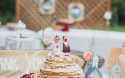 Its Pancake day – lets have a pancake wedding